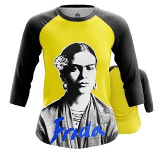Женский Реглан 3/4 Frida - купить в teestore