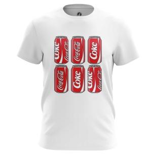 Футболка Coca Cola - купить в teestore. Доставка по РФ
