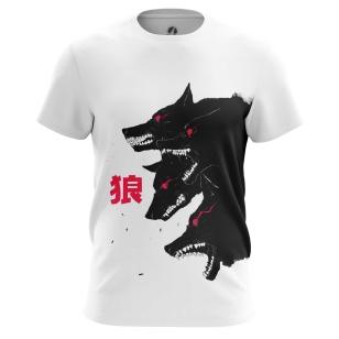Футболка Redwolf - купить в teestore. Доставка по РФ