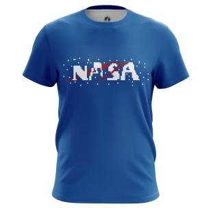 Футболка Pixel NASA - купить в teestore. Доставка по РФ