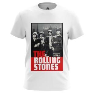Футболка The Rolling Stones - купить в teestore. Доставка по РФ