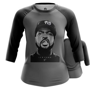 Женский Реглан 3/4 Ice Cube - купить в teestore