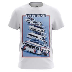 Футболка BMW Motorsport - купить в teestore. Доставка по РФ