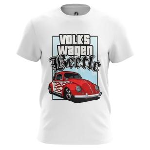 Футболка Volkswagen Beetle - купить в teestore. Доставка по РФ