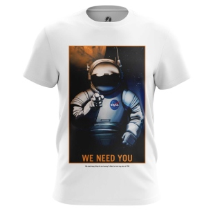 Футболка We need you - купить в teestore. Доставка по РФ