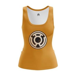 Женская Майка Sinestro Corp - купить в teestore