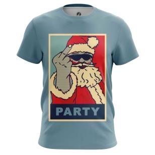 Футболка Claus Party - купить в teestore. Доставка по РФ