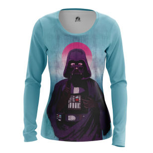 Женский Лонгслив Darth Icon - купить в teestore