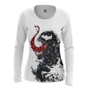 Женский Лонгслив Venom - купить в teestore
