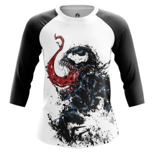 Женские Женские регланы Venom. Доставка по всей России