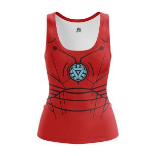 Женская Майка Ironman suit - купить в teestore