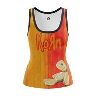 Женская Майка Korn - Issues - купить в teestore