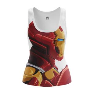 Женская Майка Железный Человек 2 - купить в teestore