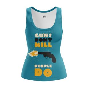 Женская Майка People Kill - купить в teestore