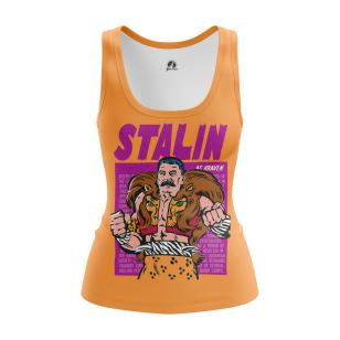 Женская Майка Stalin - купить в teestore