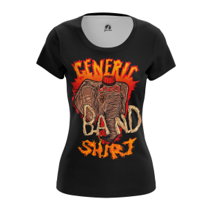 Женская Футболка Generic Shirt - купить в teestore