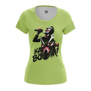 Женские Женские футболки Джокер BOOM. Доставка по всей России