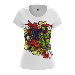 Женская футболка Суперкоммунисты  купить