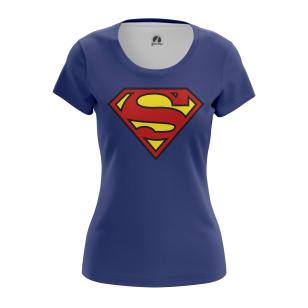 Женская Футболка Superman - купить в teestore