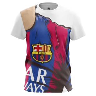Футболка Барселона фк - купить в teestore. Доставка по РФ