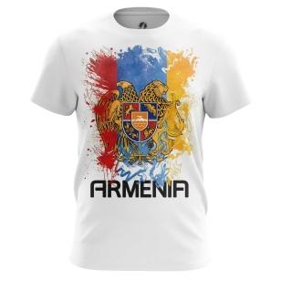Футболка Герб Армении - купить в teestore. Доставка по РФ