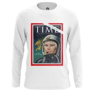Мужской Лонгслив TIME - купить в teestore