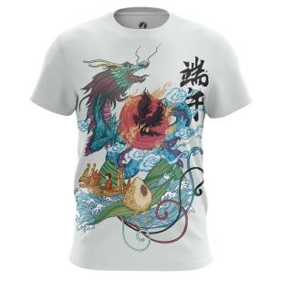 Футболка Японский дракон - купить в teestore. Доставка по РФ
