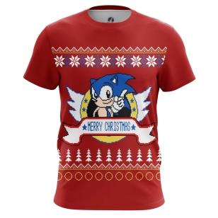 Футболка New Year Sonic купить