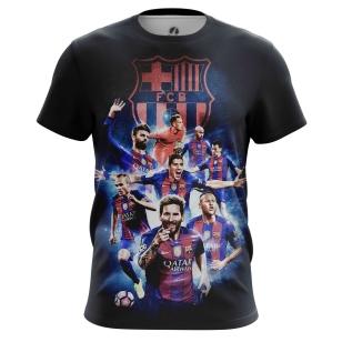 Футболка ФК Барселона - купить в teestore. Доставка по РФ
