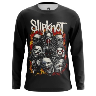 Мужской Лонгслив Slipknot 2 - купить в teestore