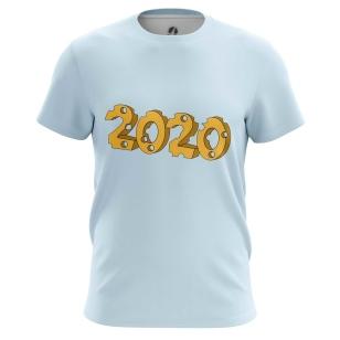 Футболка НГ 2020 - купить в teestore. Доставка по РФ