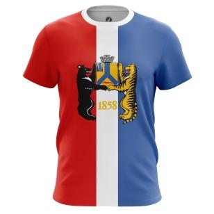Футболка Хабаровск 1858 - купить в teestore. Доставка по РФ