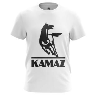 Футболка KAMAZ - купить в teestore. Доставка по РФ