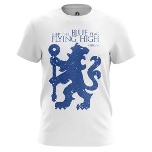 Футболка Челси blue - купить в teestore. Доставка по РФ