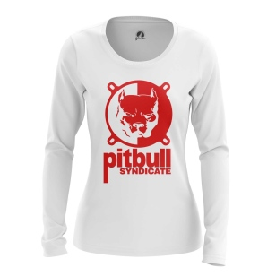 Женский Лонгслив Pitbull Syndicate - купить в teestore