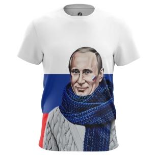 Футболка Владимир Путин - купить в teestore. Доставка по РФ