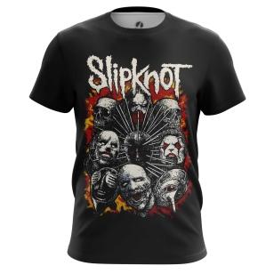 Футболка Slipknot - купить в teestore. Доставка по РФ