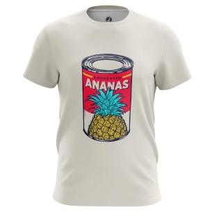 Футболка Ananas - купить в teestore. Доставка по РФ
