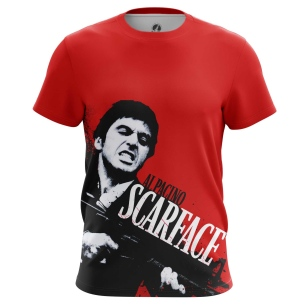 Футболка Scarface - купить в teestore. Доставка по РФ