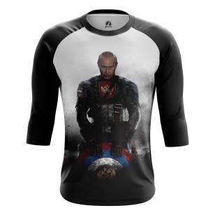 В. Путин - Капитан Россия