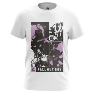Футболка Fall Out Boy - купить в teestore. Доставка по РФ