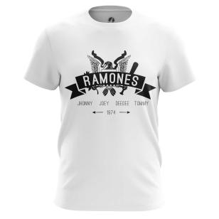 Футболка Рамоунз - купить в teestore. Доставка по РФ