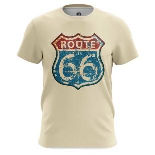 Футболка Route 66 - купить в teestore. Доставка по РФ