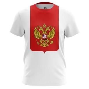 Футболка Герб России - купить в teestore. Доставка по РФ