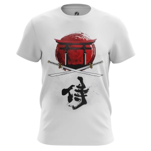 Футболка Bushido - купить в teestore. Доставка по РФ