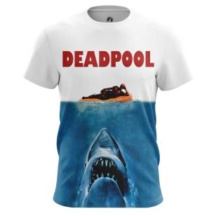 Футболка Jaws Pool - купить в teestore. Доставка по РФ