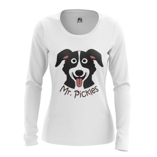 Женский Лонгслив Mr Pickles 6 - купить в teestore