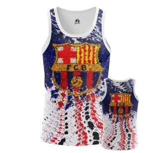 Мужская Майка Barcelona - купить в teestore