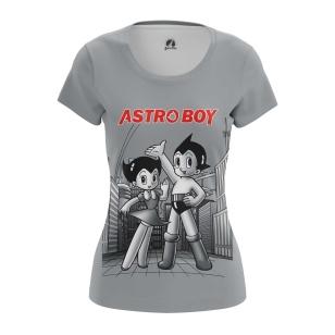 Женская Футболка Retro Astroboy - купить в teestore
