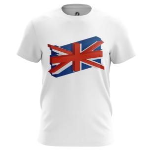 Футболка Британский флаг - купить в teestore. Доставка по РФ